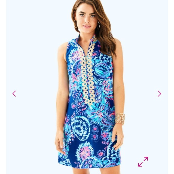 680b07cf2b NWT Lilly Pulitzer Jane Shift Dress